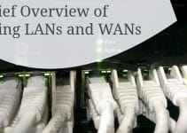 A Brief Overview Of Cabling LANs And WANs