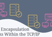 How Encapsulation Works Within the TCP/IP Model