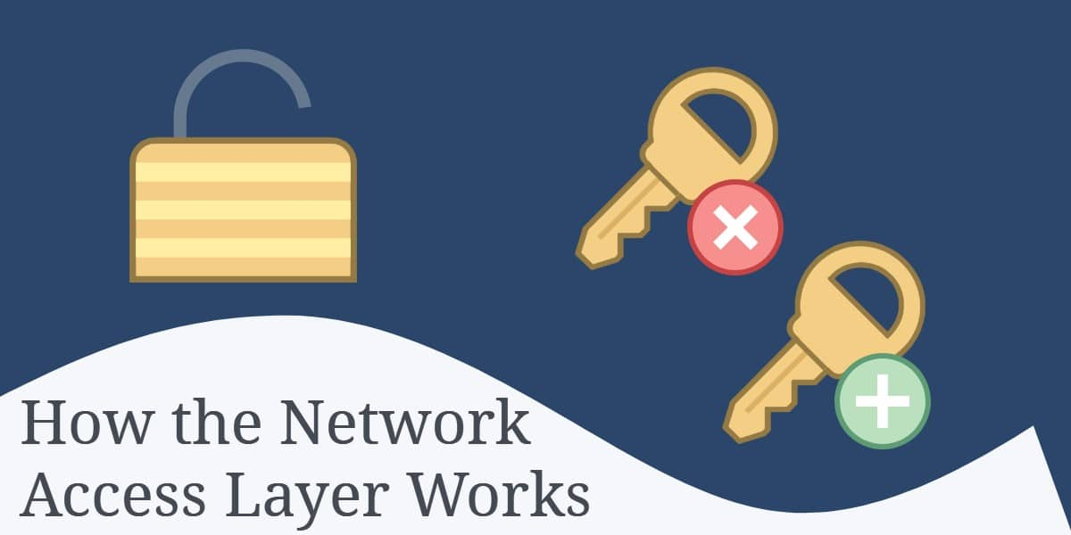 How the Network Access Layer Works