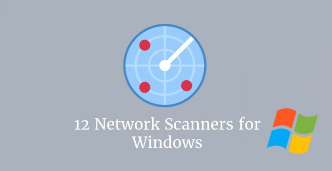 12 Network Scanners for Windows featured image