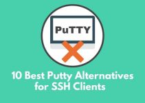 10 Best putty alternatives for SSH clients