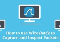 How to use Wireshark to capture and inspect packets