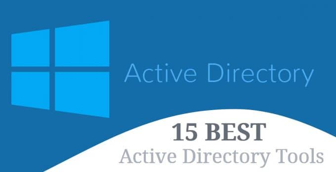 Best Active Directory tools