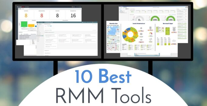 Best Remote Management & Monitoring Tools