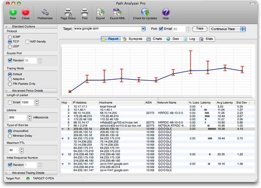 Path Analyzer Pro