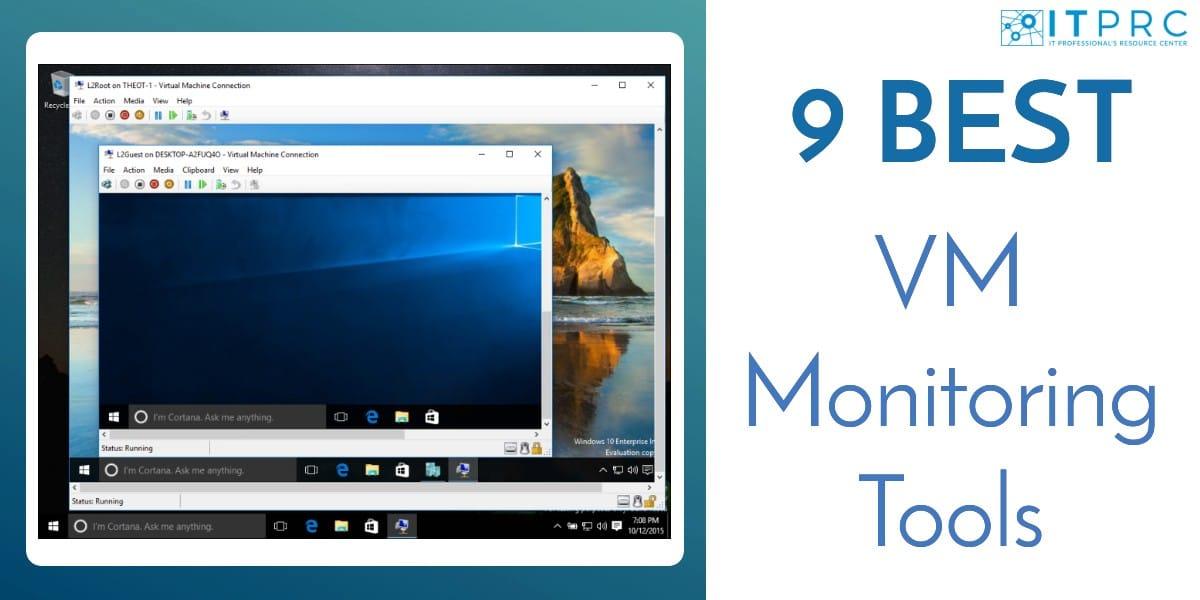 Best VM Monitoring Tools