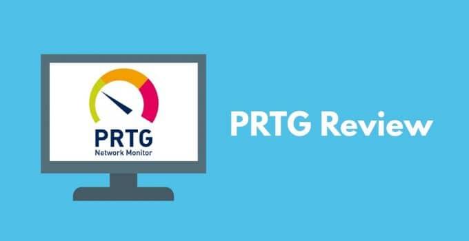 PRTG Review