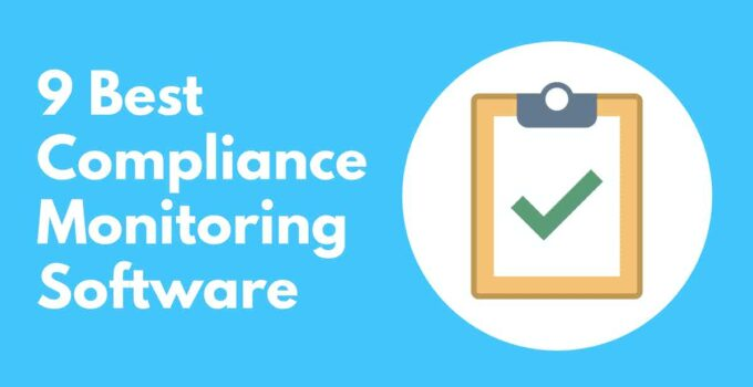 Compliance Monitoring Software
