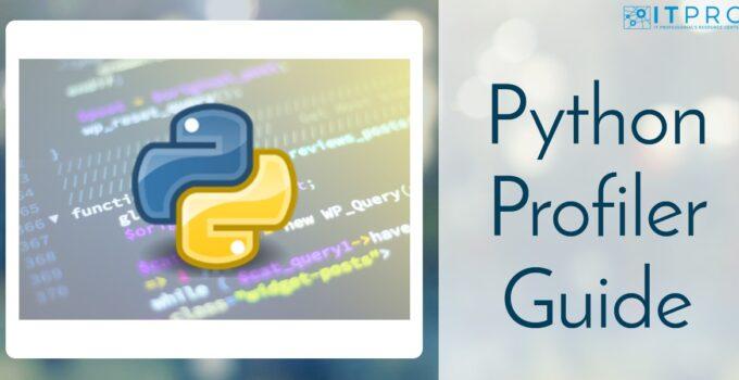 Python Profiler Guide