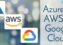 Azure vs AWS vs Google Cloud