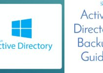 Active Directory Backup Guide