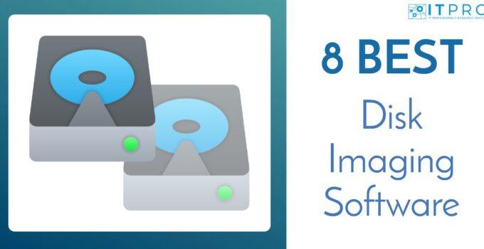 Best Disk Imaging Software