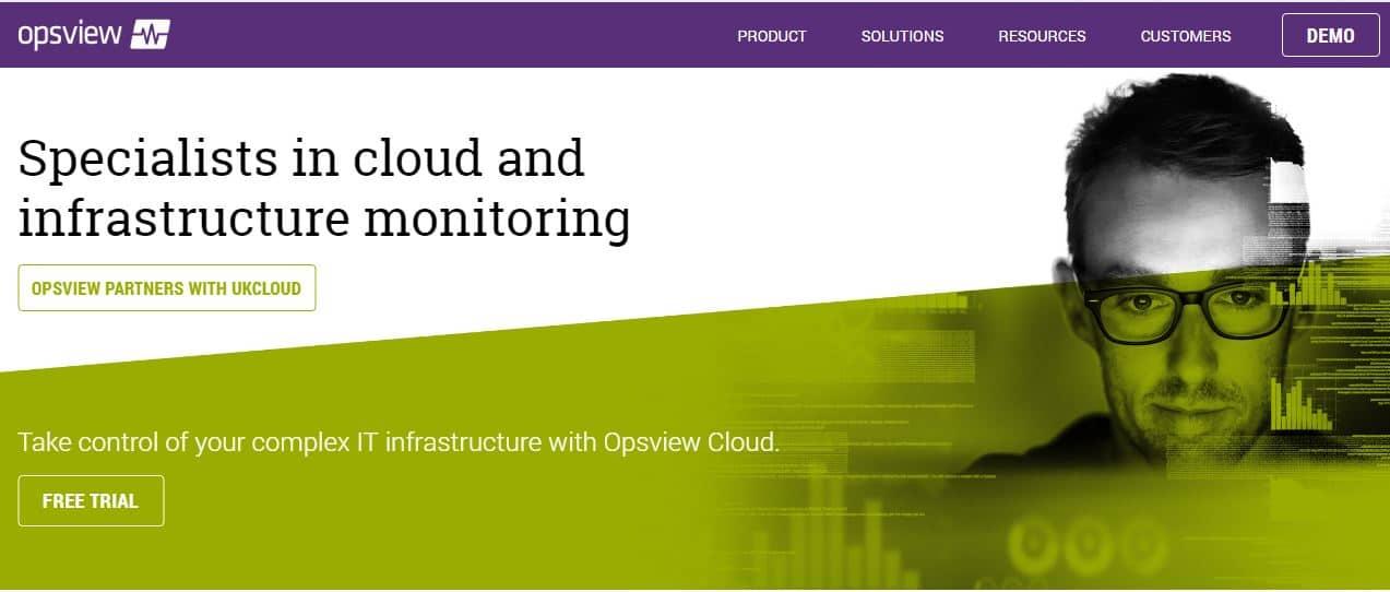 Opsview Google Cloud Platform Monitor