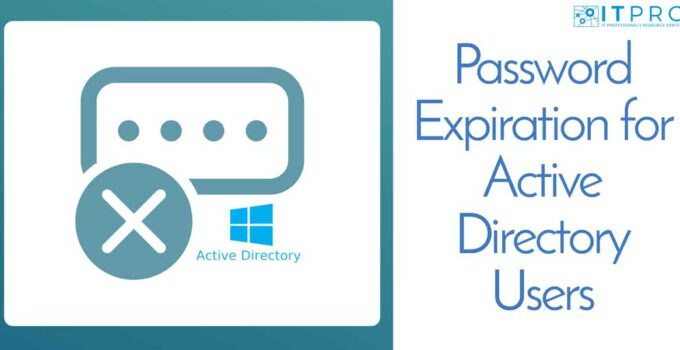 Find Password Expiration complete for Active Directory Users