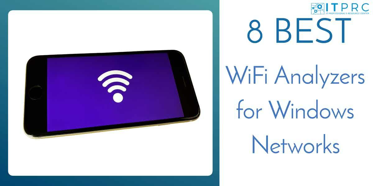 Best WiFi Analyzers for Windows Networks
